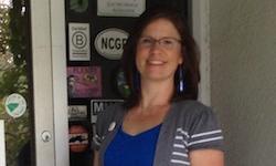 Cara McCollum, Sales Manager