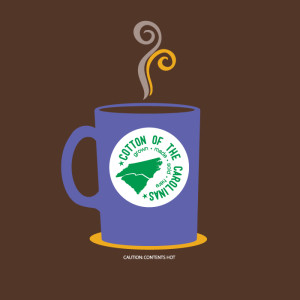 For Cotton of the Carolinas fans who also love coffee!
