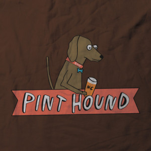 Pint Hounds Front