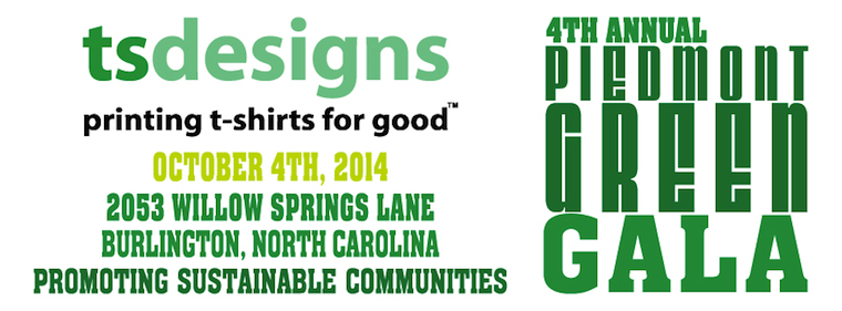 TS Designs Welcomes the Community to Celebrate Local Sustainability at the 4th Annual Piedmont Green Gala