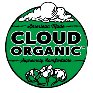 Cloud Organic Logo