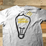 Faith in Humanity t-shirt from TS Designs.