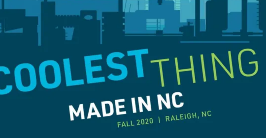 "TS Designs Faces Off in ""Coolest Thing Made in NC"" Contest"